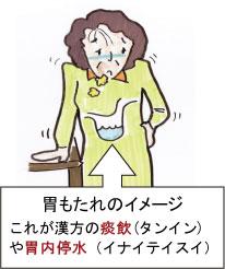 の むかつき 胃