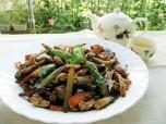 Recipe Image 鶏肉とアスパラのカシューナッツ炒め