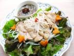 Recipe Image 蒸し鶏の体ポカポカ薬膳ソース