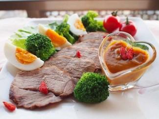 Recipe Image 茉莉花(ジャスミン)茶煮豚・潤いアップ薬膳ソース